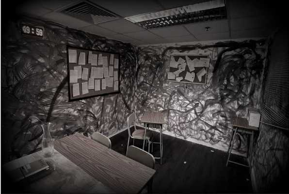 Terrorist Threat Room (Escape Room 058) Escape Room
