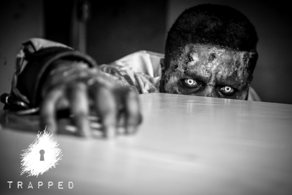 Trapped In A Room With A Zombie (Room Escape UK) Escape Room