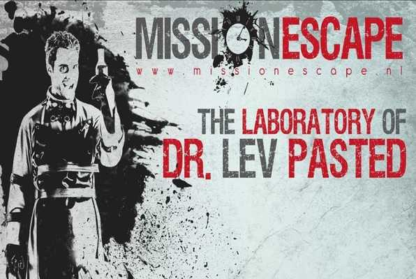 The Laboratory Of Dr. Lev Pasted (Missionescape) Escape Room