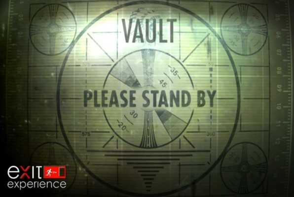 The Vault (Exit Experience) Escape Room