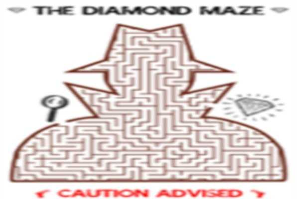 THE DIAMOND MAZE