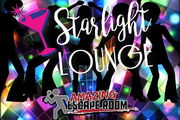The Starlight Lounge (Amazing Escape Room) Escape Room
