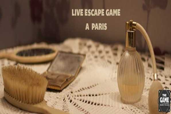 LA DANSEUSE PARISIENNE (The Game) Escape Room