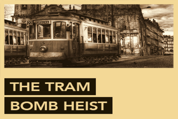 The Tram Bomb Heist (Escape Hunt) Escape Room