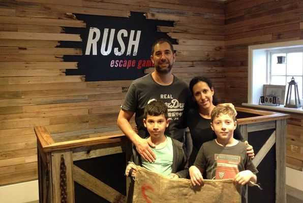 DaVinci Down Under (Rush Escape Game) Escape Room