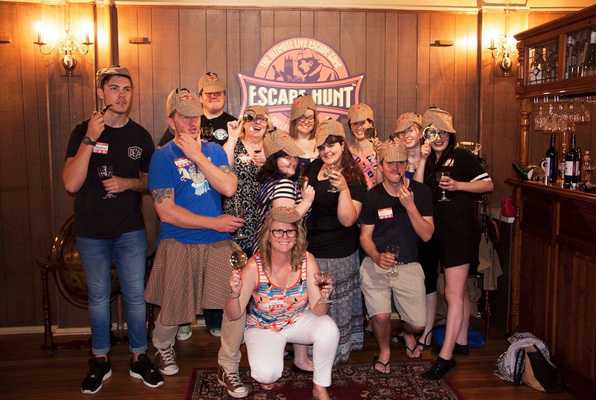 Kidnapping at the Zoo (The Escape Hunt Experience Adelaide) Escape Room