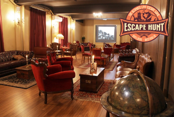 Spy on the Beach (The Escape Hunt Experience Adelaide) Escape Room
