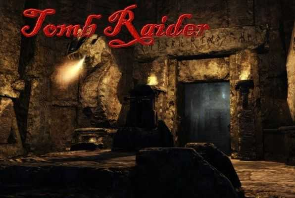 Tomb Raider (Escape Club) Escape Room