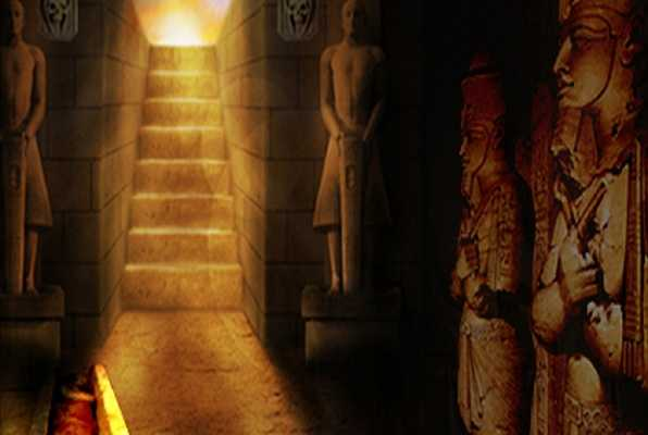 The Egyptian Tomb Escape
