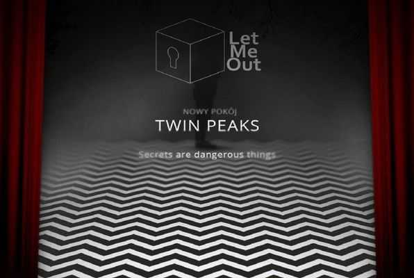 Twin Peaks (Let Me Out) Escape Room