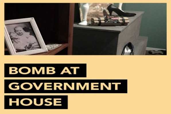 Bomb at Government House (Escape Hunt) Escape Room