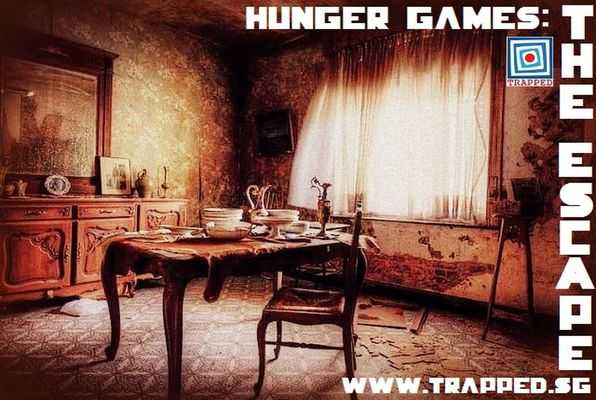 Hunger Games: The Escape