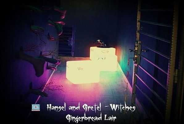Hansel and Gretel - Witches