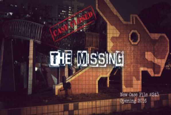 The Missing (Unravel) Escape Room