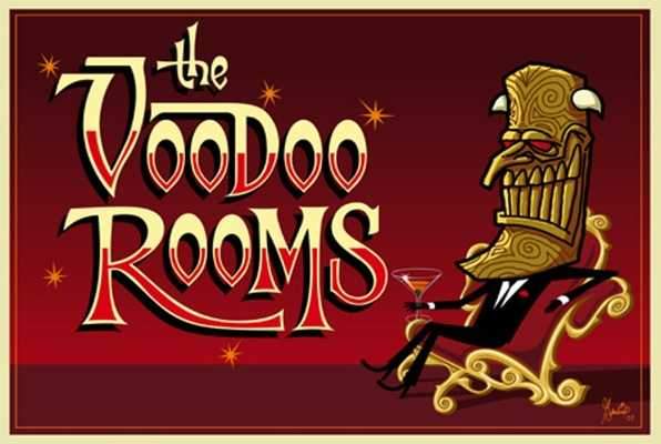 The Voodoo Room (The Crux) Escape Room