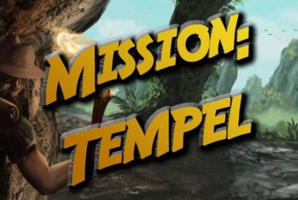 Temple (Time Busters) Escape Room