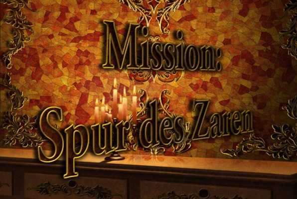 SPUR DES ZAREN (Time Busters) Escape Room