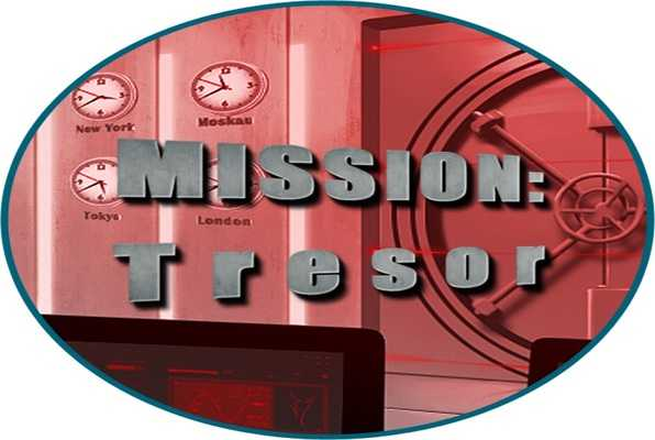 Tresor (Time Busters) Escape Room
