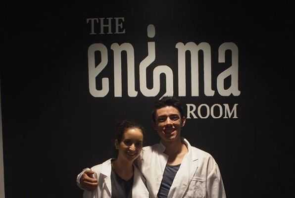 Dr. Disaster (The Enigma Room) Escape Room