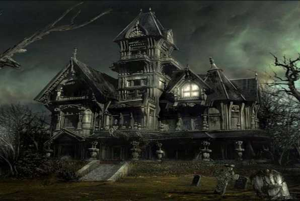 The Haunted Mansion (Mystery Escape Rooms) Escape Room