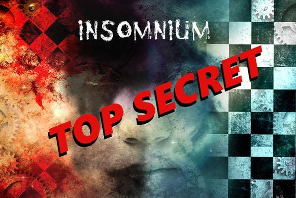 Insomnium (Find the Key) Escape Room