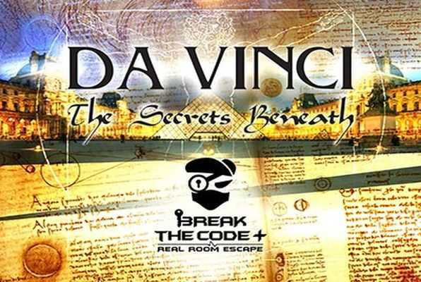 Da Vinci - The Secrets Beneath