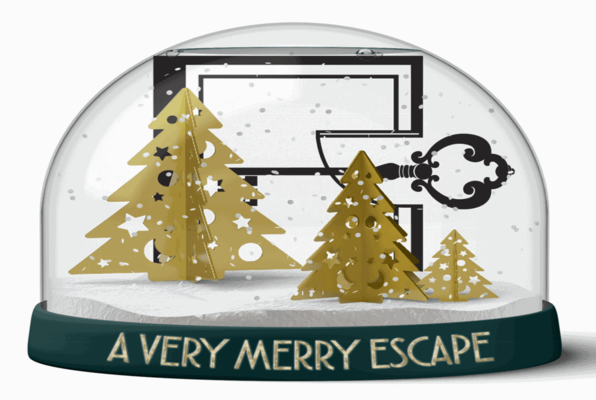 A Very Merry Escape (Escape Room Niagara Falls) Escape Room