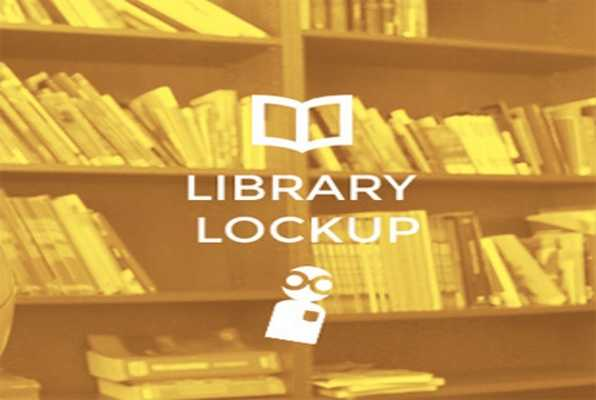Library Lockup (AT Escape) Escape Room
