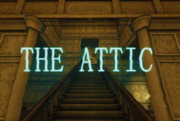 The Attic (Great Escape) Escape Room