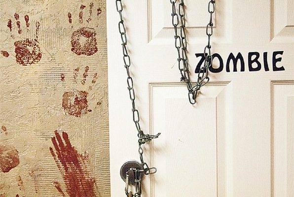 The Hall of Zombie (House of Clues) Escape Room