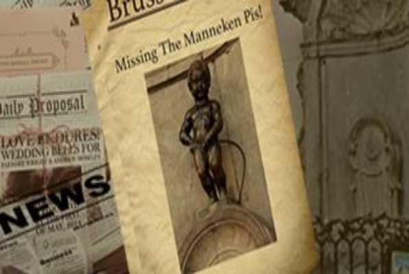 Robbery of the Manneken Pis