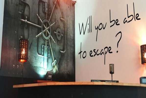 60 Minutes (Escape the Room in 60 Minutes) Escape Room