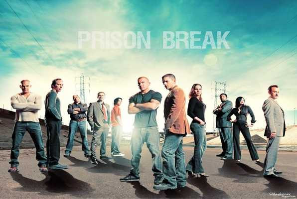 Prison Break (Escape Manor) Escape Room