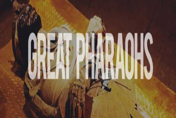 Great Pharaohs (Mission 45) Escape Room