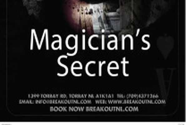 Magician's Secret (BreakOut NL) Escape Room