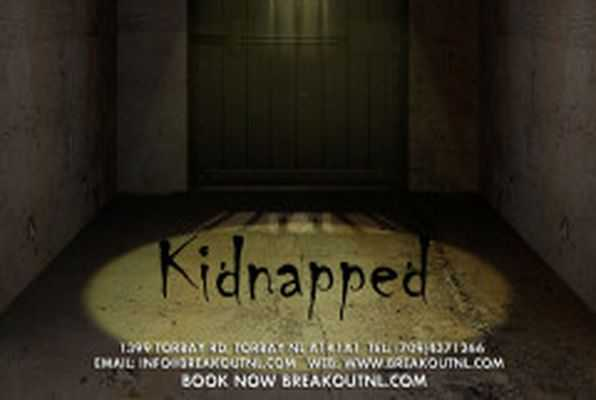 Kidnapped (BreakOut NL) Escape Room