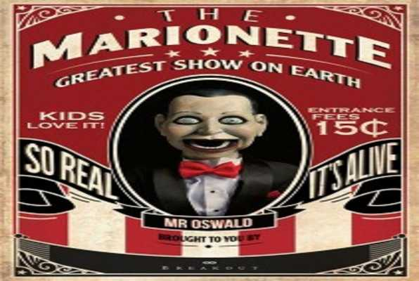 Mr Oswald's Greatest Show (Breakout) Escape Room
