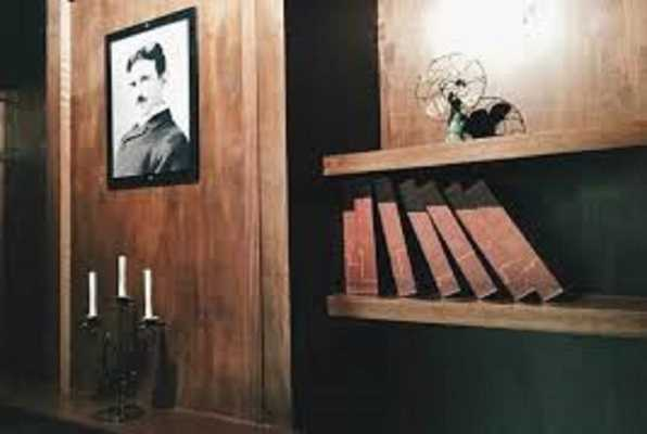 The Testament of Tesla (Breakout) Escape Room