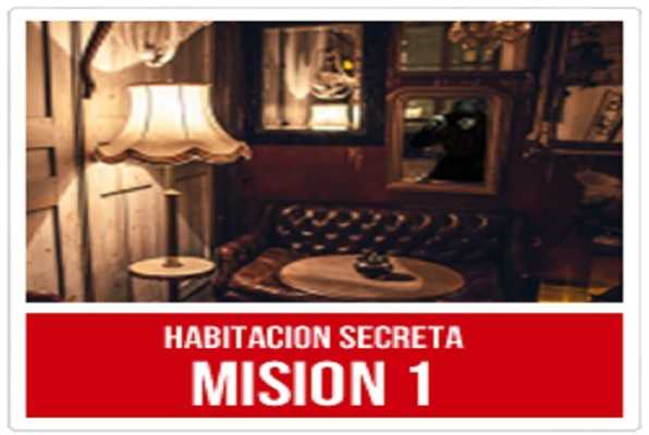 Habitacion Secreta (Skp Room) Escape Room