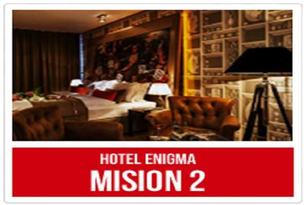 Hotel Enigma (Skp Room) Escape Room
