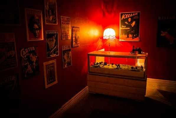 Kellar's Magic Emporium (Escape Room Melbourne) Escape Room