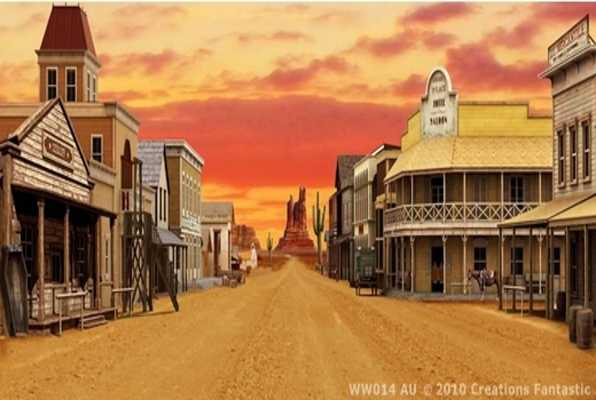 Wild West (Countdown Escape Rooms) Escape Room