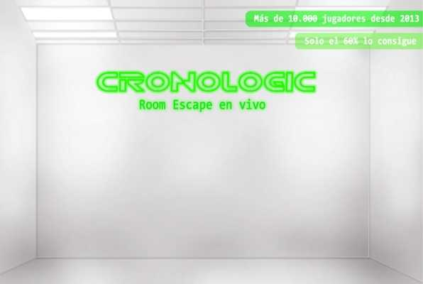 Cronologic (Cronologic) Escape Room