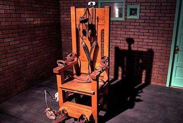 Electric Chair (Chambers Real Escape Games) Escape Room