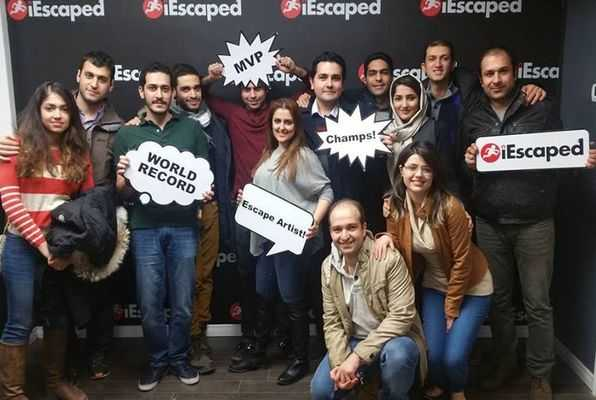 Defuse (iEscaped) Escape Room