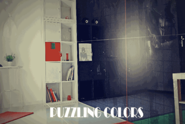 Puzzling Colors