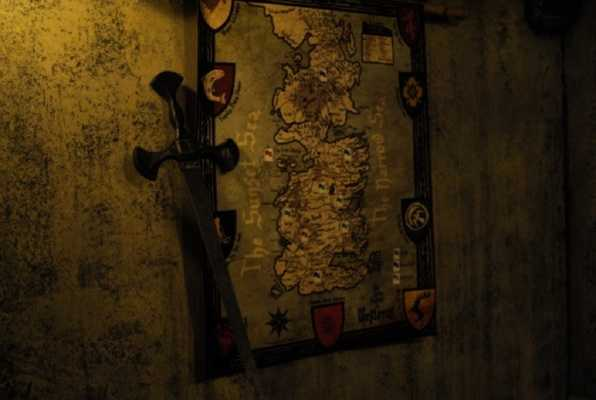 DRAGON QUEST (Athens Clue) Escape Room