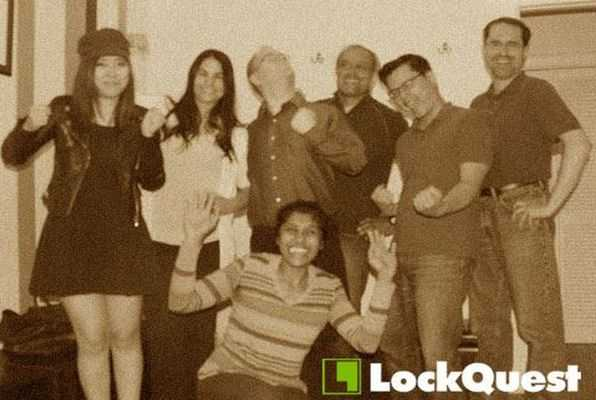 Book Club Killer (LockQuest) Escape Room