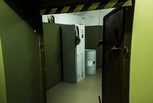 Bunkurs (Escape Room) Escape Room
