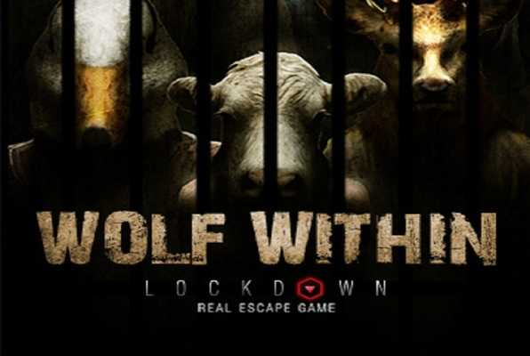 Wolf Within (Lockdown) Escape Room